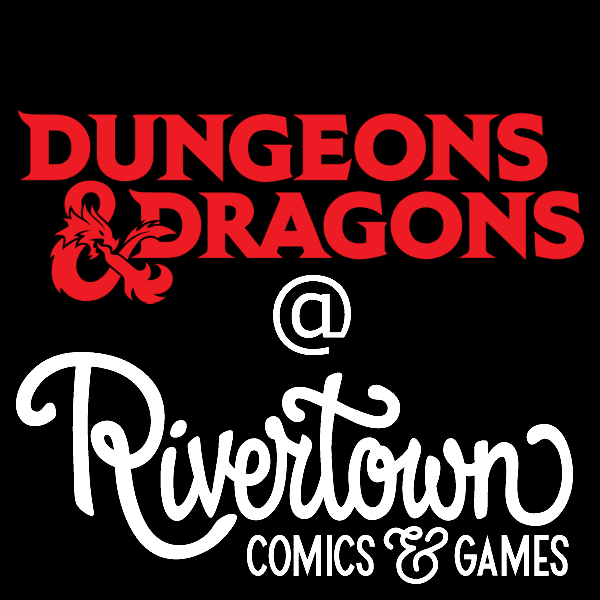 D&D - Learn to play D&D or just take part in an adventure. Brand new players or experienced! Have fun! Every Thursday!
