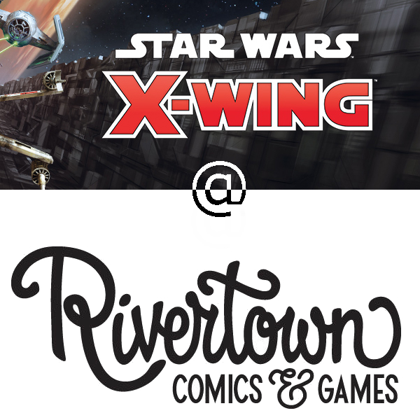 X-WING - Once a month we are holding an X-Wing meet up for ships to battle! Most probably will play 2.0, but it is up to the group!