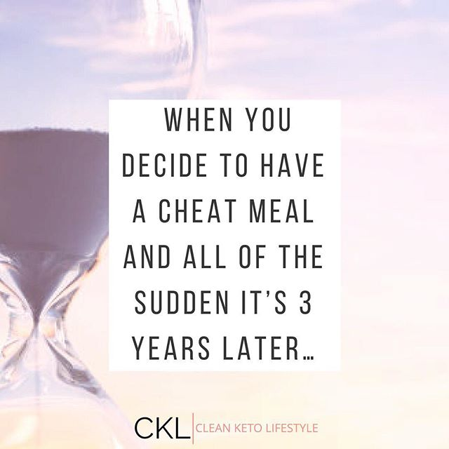 "This was my life before Keto! 🤦‍♀️ I always had every intention of ""eating healthy"", ""losing weight"", and ""following the latest diet""... _ I would be good for a few days, but inevitably the calorie cutting, low-fat everything, and cravings would send me to my breaking point, I would ""cheat"" and then one bad meal would lead to another and then another... _ Dieting and living this way wasn't sustainable for me. It was mentally exhausting, frustrating, and I never got the results I was looking for. _ Enter Keto! From Day 1, I knew this type of eating would be different. Filling up on healthy fats kept me satiated and full, while stripping out the sugars/processed foods stopped my cravings in their tracks, and best off all my energy went up, my brain fog lifted, and I felt better than ever! _ But what I have found the most powerful through Keto is my ability to feel 100% in control of my body and health at all times. If I spurge on French fries one night or ice cream on a hot summer day, I don't let that throw me off course. I know exactly what I need to do at the next meal to get back into ketosis and stay on track. And that my friends is why I love this lifestyle. 🙌🙌"