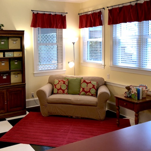 Right Fit Speech and Feeding Therapy - Main Room