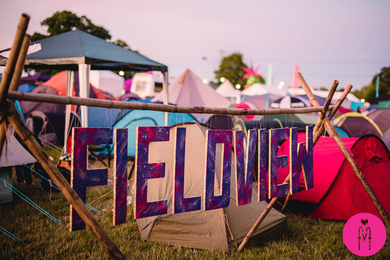 Festival season is in full swing, so who better to feature this month than Fieldview Festival! Fieldview is quite simply the best festival around. Founded in 2007 by brothers James and Dan Cameron, what started as a fun-time barbecue with a handful of friends in their back garden, has grown into a 3000 capacity, 3 day, music and arts event, exploding with glitter, happiness and funky beats! But what makes it extra special, is that it's run entirely by volunteers and any profit the festival makes is donated to charities that protect and help the planet and local communities. Cool hey! The hard work, dedication and love that's put in by the Cameron family, friends and volunteers of Fieldview is truly inspiring.  With the beautiful Wiltshire countryside as a backdrop, a mix of the UK's hottest bands and DJ's, as well as arts and crafts work shops, tasty local food and some weird and wonderful friends thrown in, this is by far my favourite weekend of the year! This year marks Fieldview's tenth anniversary and with just over 3 weeks to go, I caught up with the lovely James and Dan to find out what's in store..    How are you both and how's the planning going for Fieldview?   JAMES: All is going really well thanks! Ticket sales are looking great and well ahead of last year. We have got a great line up together and we are all dead excited! DAN: Really well thanks, everyones working super hard and it's great to see ticket sales going so well.    It's your 10 year anniversary which we are all super excited about, what can we expect this year?   JAMES: Ten years hey! Where does it go? For our tenth anniversary, as a team we have worked really hard to bring you a real treat of a line up that reflects the festival's growth and evolution over the last ten years. We have tried to bring back some FVF classic artists. Submotion Orchestra for example played in 2011 in the afternoon and now they are returning in 2016 to headline our main stage. So our tenth year is a mix of the hotte