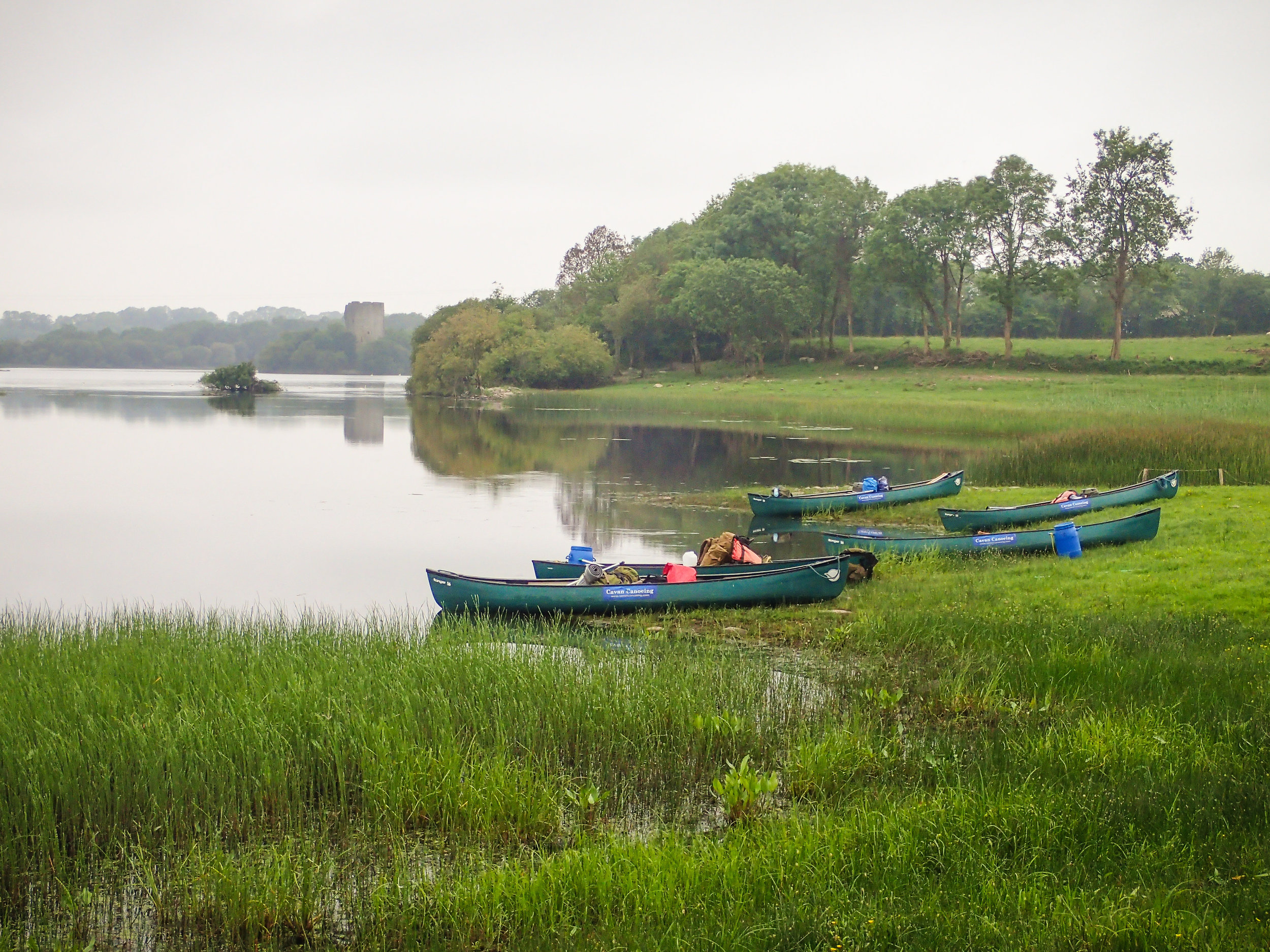 Canoe Hire - We have a range of 16ft Canadian Canoes available for rent. Whether just off for the day paddling or planning a camping or fishing expedition, we have got you covered. PRICE: €30 per adult - €15 per child (U17)Duration: 3.5hrs(Full Day): €50 per adult - €30 per childDuration: 6hrsOvernight: €60 per person