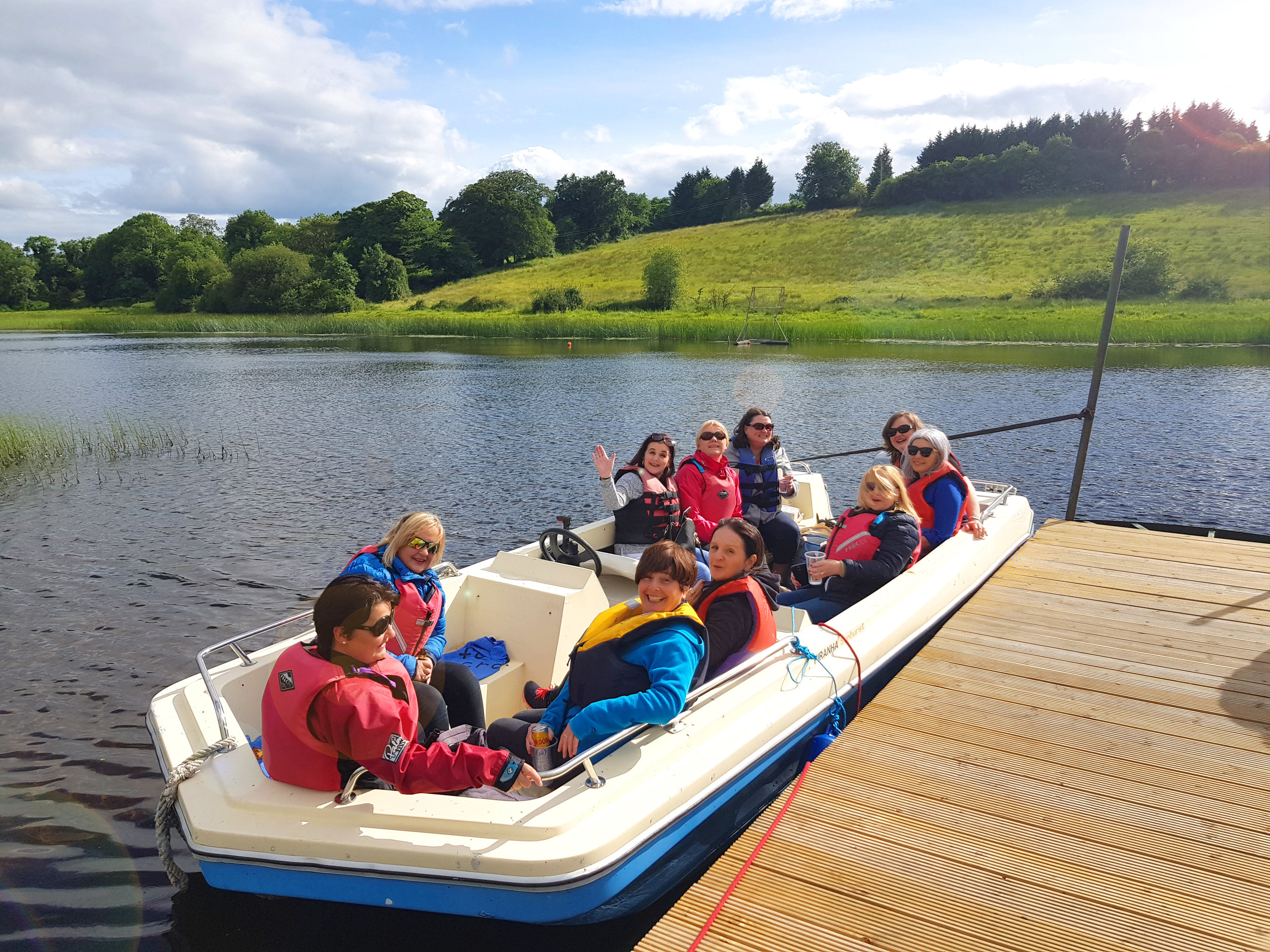Guided Boat Tour - Take a guided motor boat tour to the famous 12th Century Clough Oughter Castle. This includes a historical account from an experienced local guide about the Castle and the surrounding area.PRICE: Please contact us for pricing