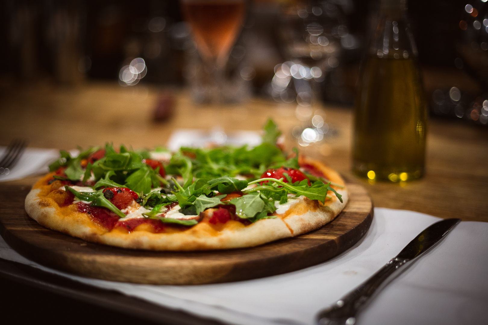 3 Giovani - NYC Italian Restaurant - Pizza.jpg