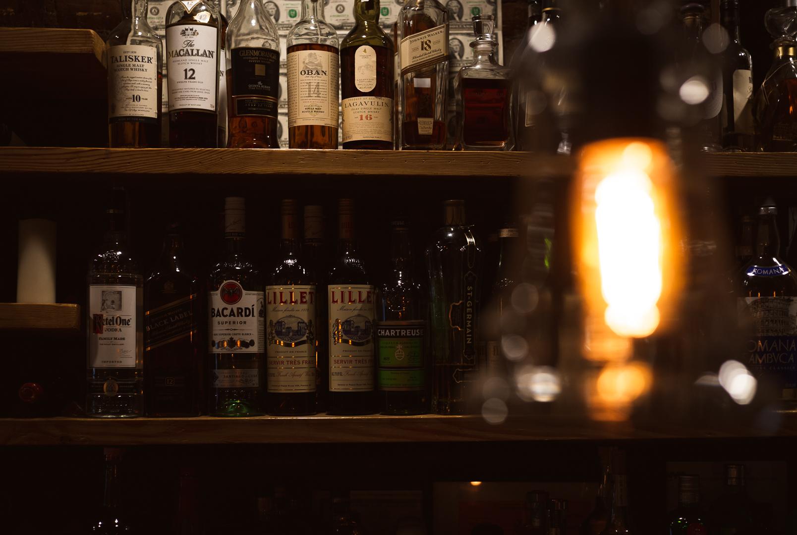 3 Giovani - NYC Italian Restaurant - Bar 1.jpg