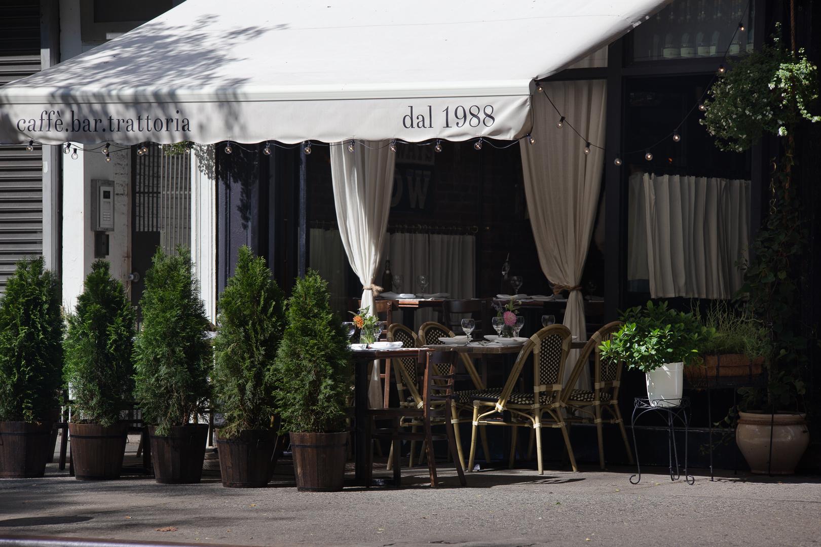 3 Giovani - NYC Italian Restaurant - Exterior.jpg