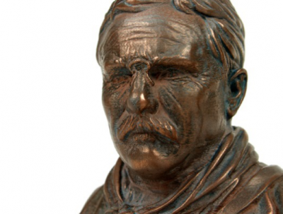 COLORFABB COPPERFILL PRINTED BUST