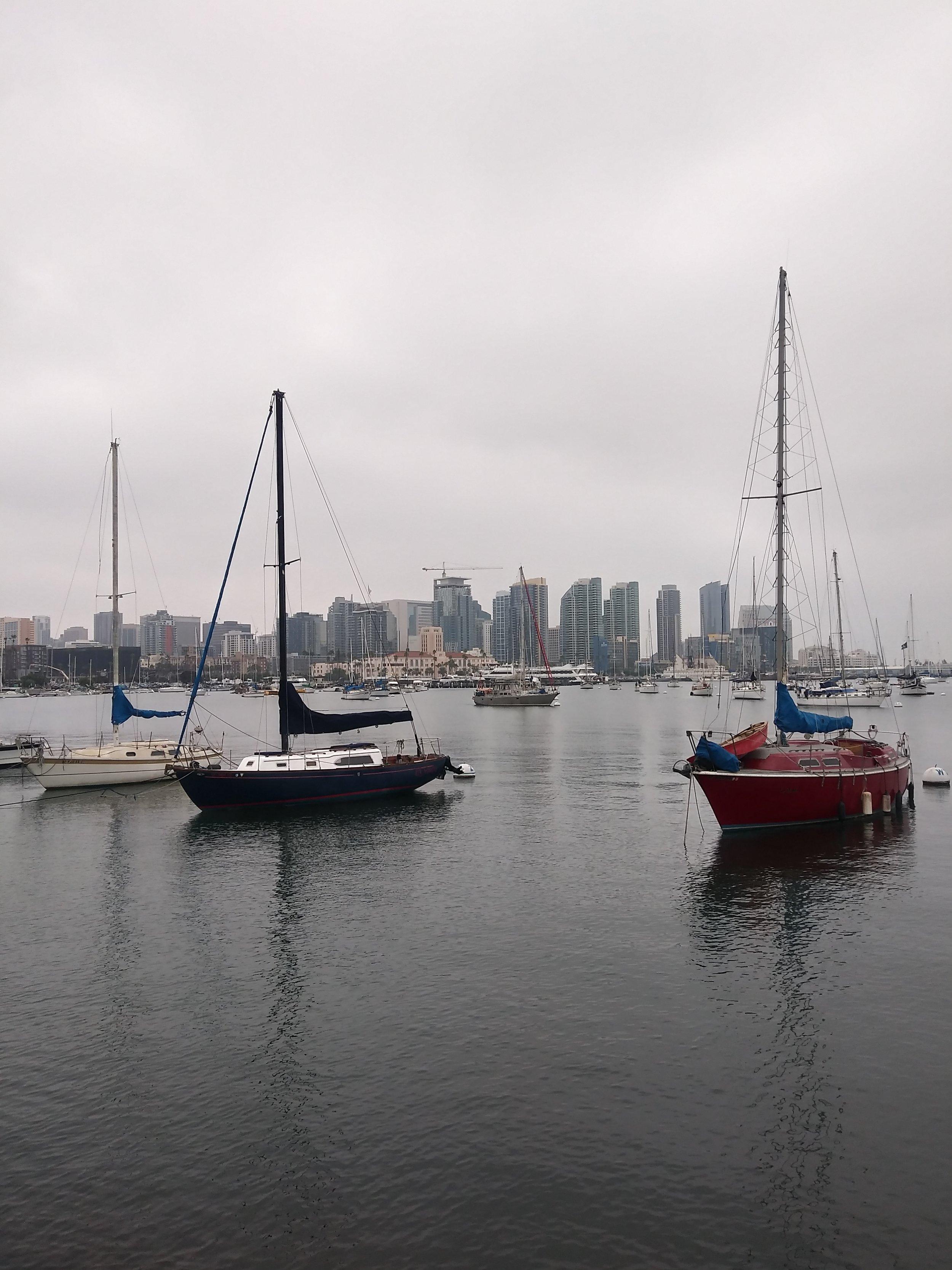 Adios San Diego