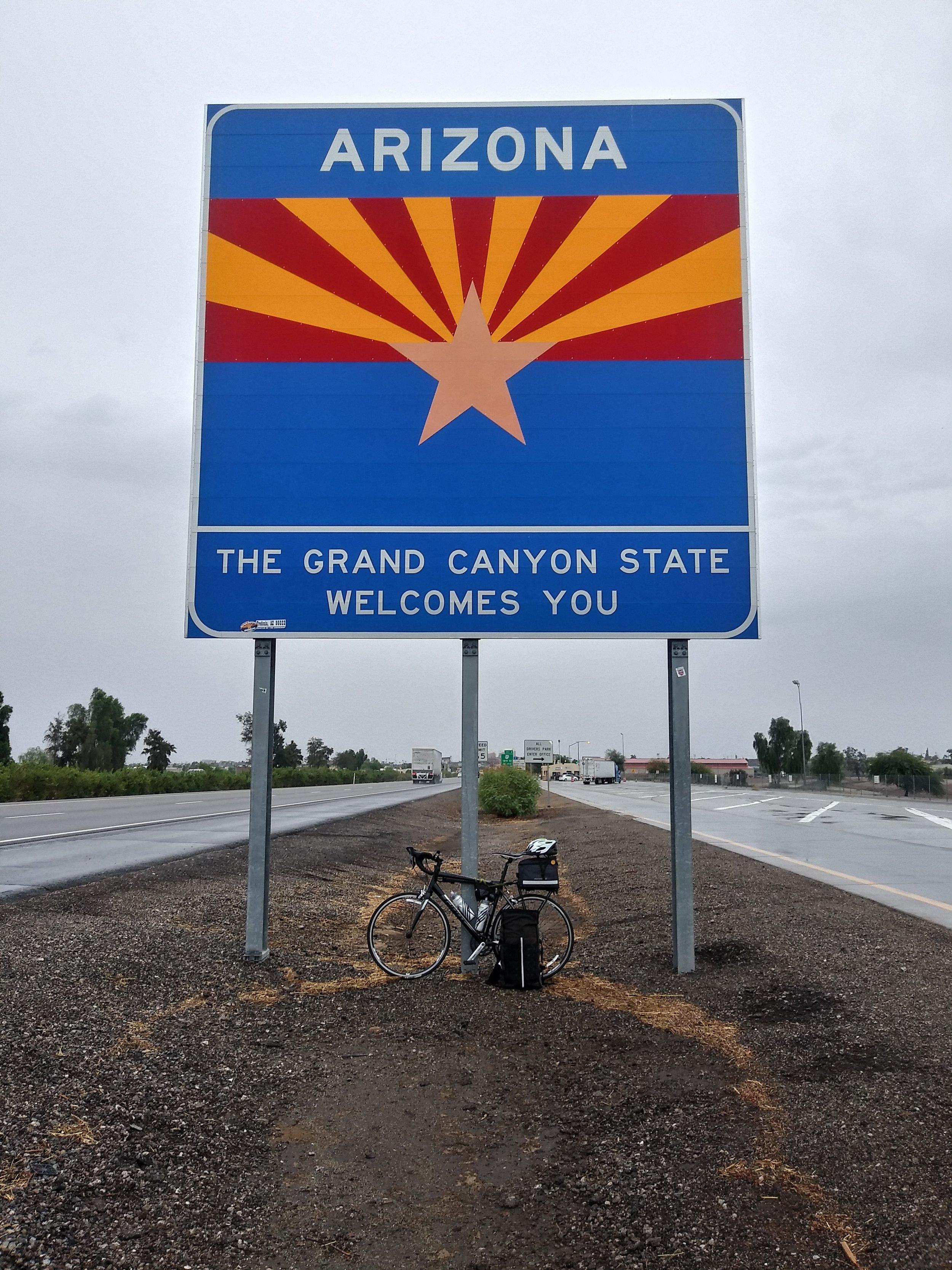 Arizona Arrival