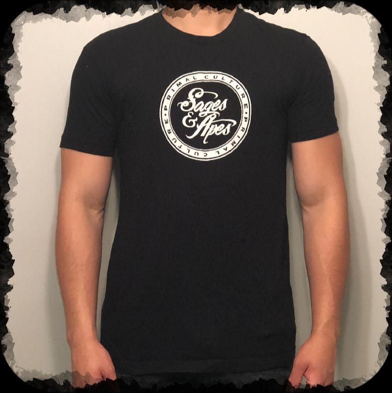Sages & Apes Logo Tee