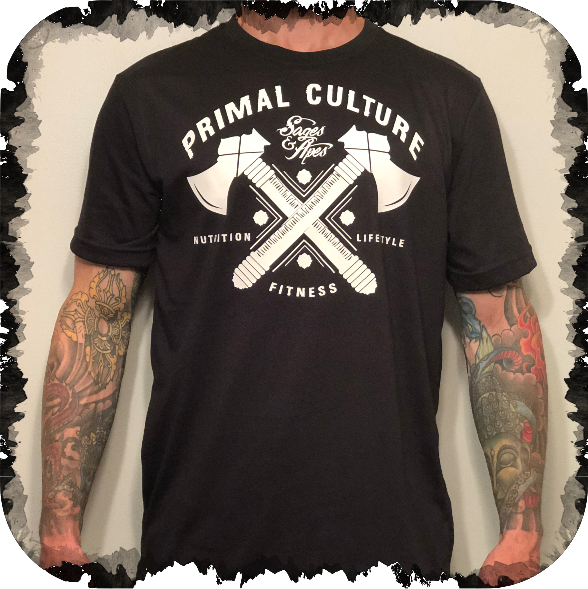 Primal Culture w/ Hatchets