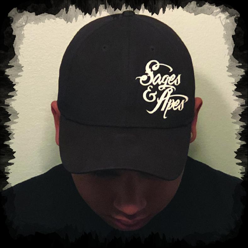 Sages & Apes Logo Flex Dad Hat