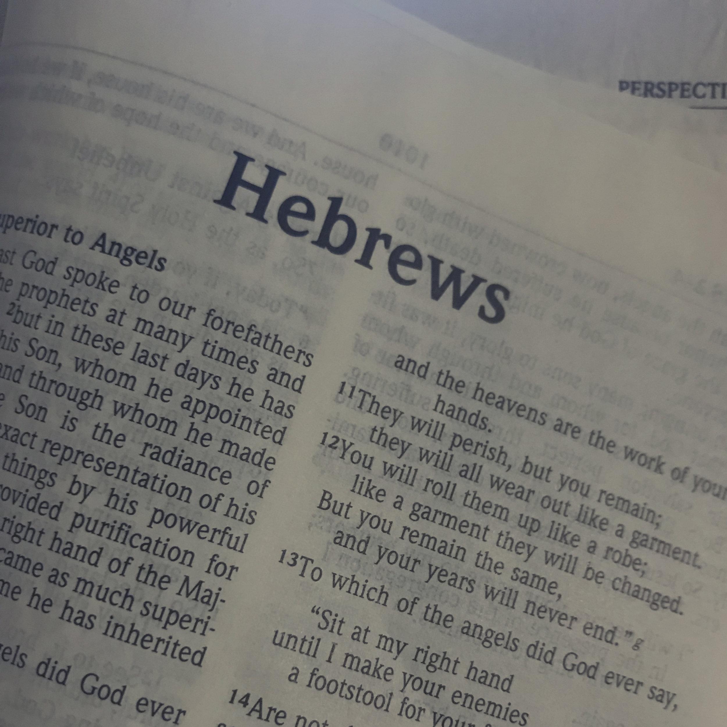 Hebrews -
