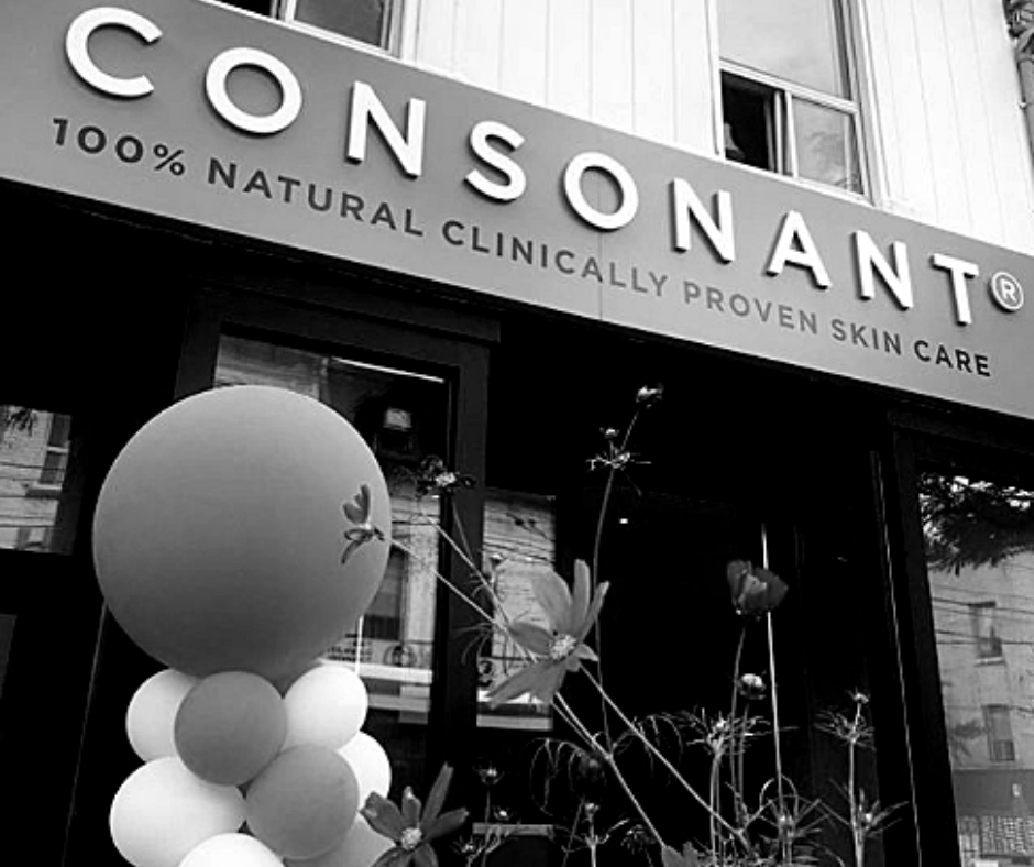 - Consonant Skincare is Canada's leading line of premium skin care that is as luxurious as the most expensive fashion label brand, as effective as the best-known cosmeceutical brand, and as healthy as the leading natural brand. Our regimen is edited and effortless.They believe you should not have to make any sacrifices to achieve your best skin. And so do we.All of their products are 100% natural, and formulated with the highest possible concentration of organic botanical ingredients. But they are still skin care, not salad dressing: They improve the look of your skin with results you will notice immediately.Auto-Renew Unlimited Members get 15% off all products and treatments. Use exclusive code when shopping online; show membership card in store.