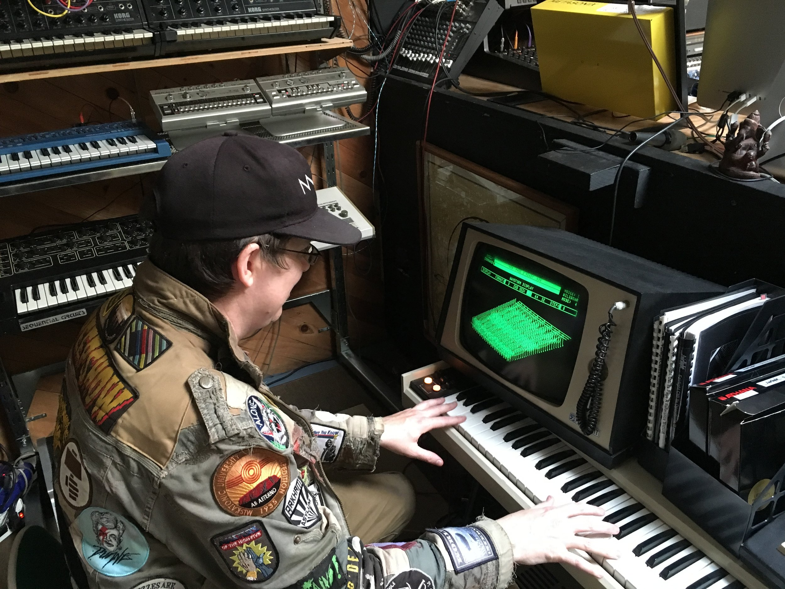 Vintage Synthesizer Museum