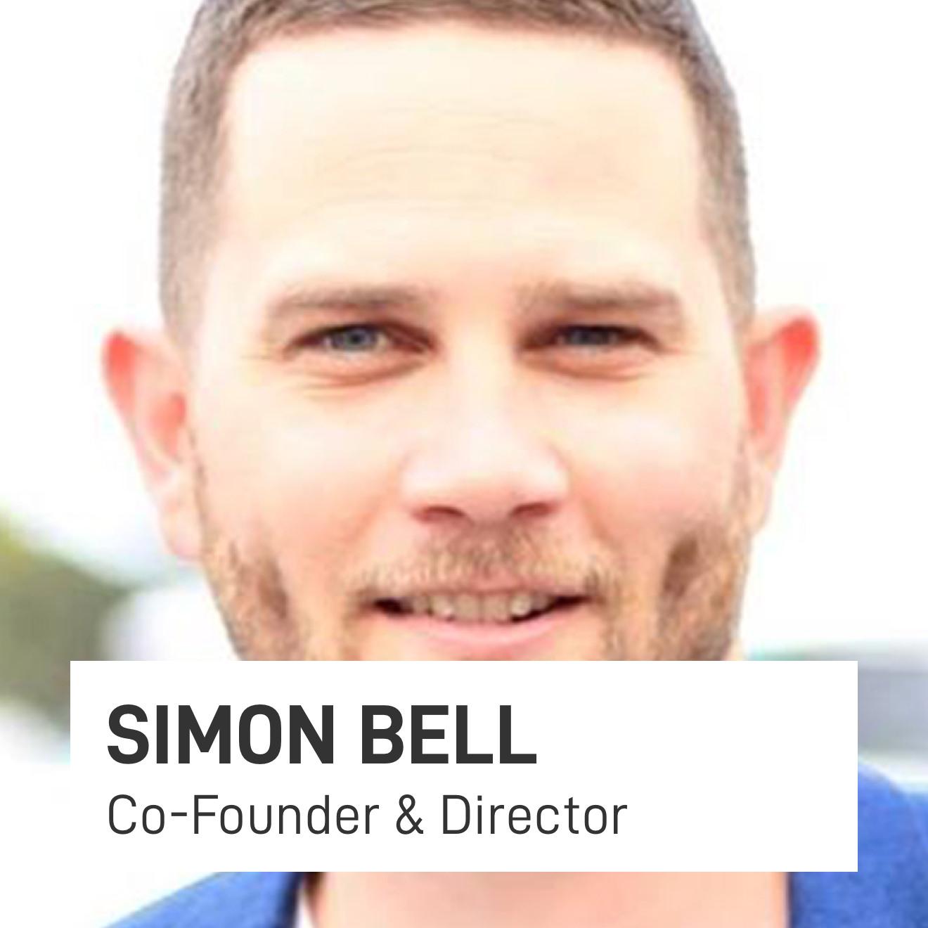 Simon Bell CEO & Co-Founder