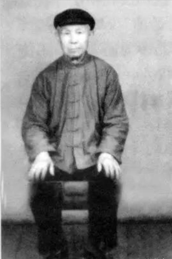 Master Yun's Chou Jiao instructor, Yubo Qian (辛健侯)
