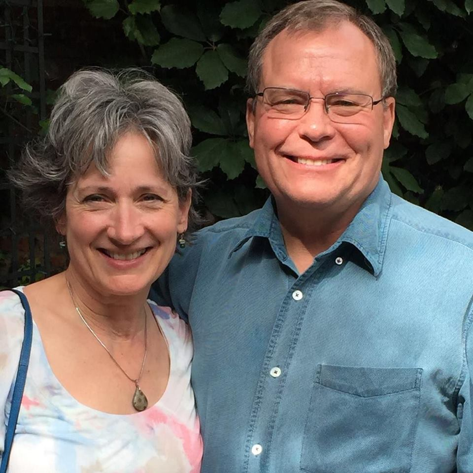 Pastor David Maier and his wife, Pat.