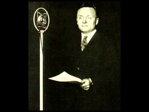 David's grandfather, Walter A. Maier, Founder of The Lutheran Hour