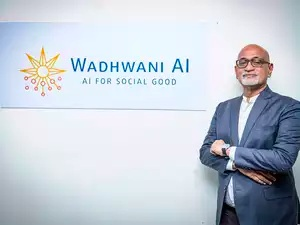 The Economic Times : How Wadhwani brothers Sunil and Romesh are using AI to serve the underserved