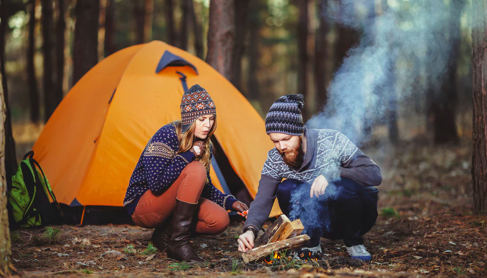 9 Essential Gadgets For Spending Time Outside When You're Not An Outdoors Person - Not everyone is
