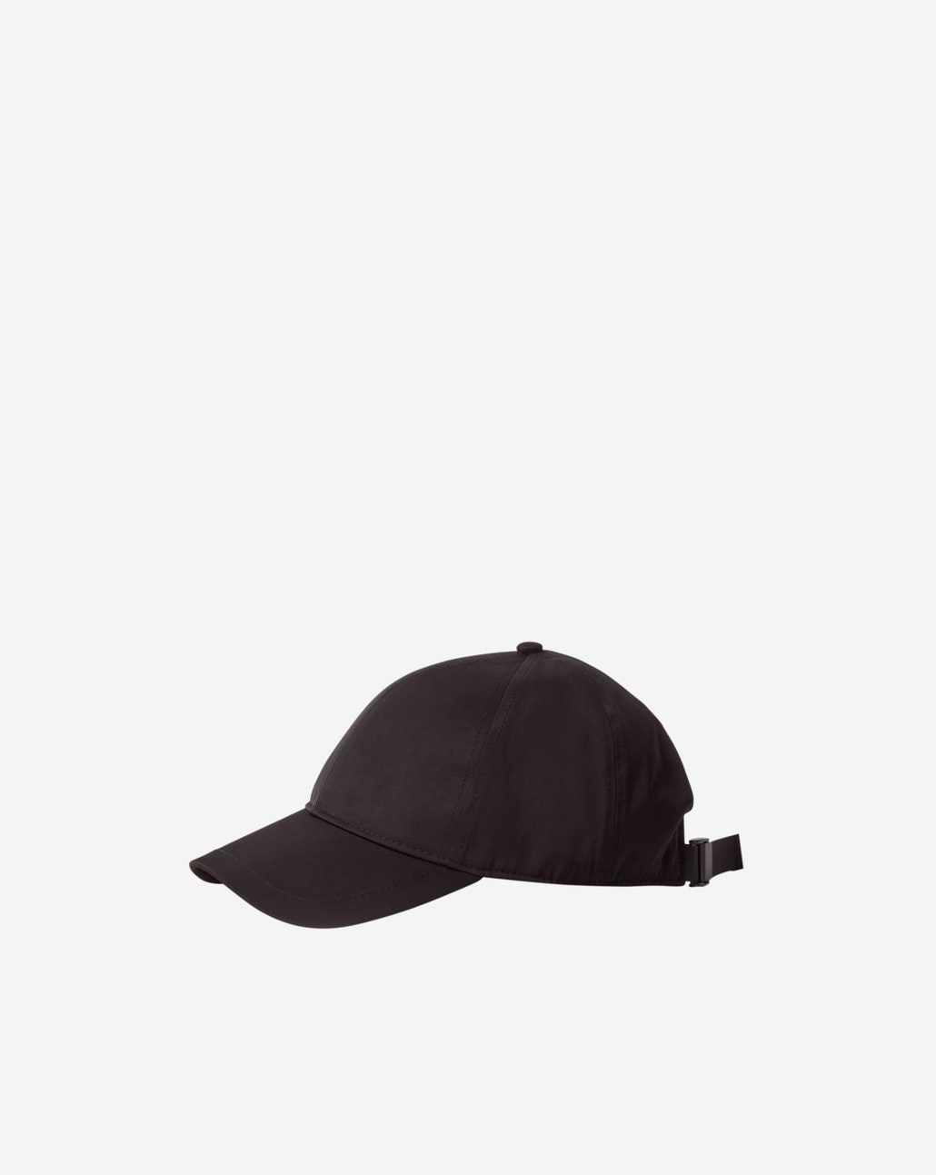 Shiny twill cap in black : before: £ 37, now £ 19.