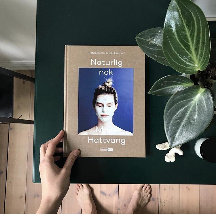 Majas book 'Naturlig nok'