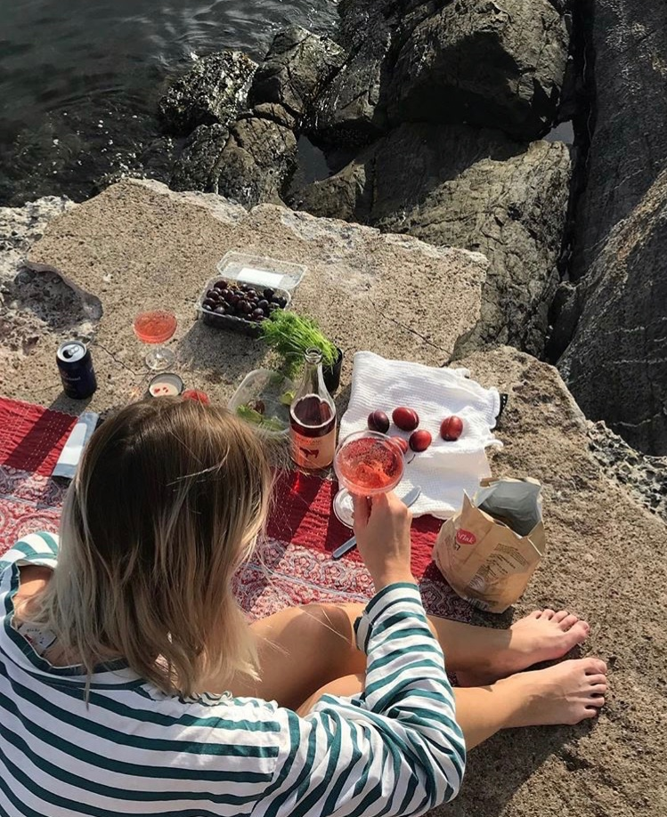 'Hovedøya' with friends
