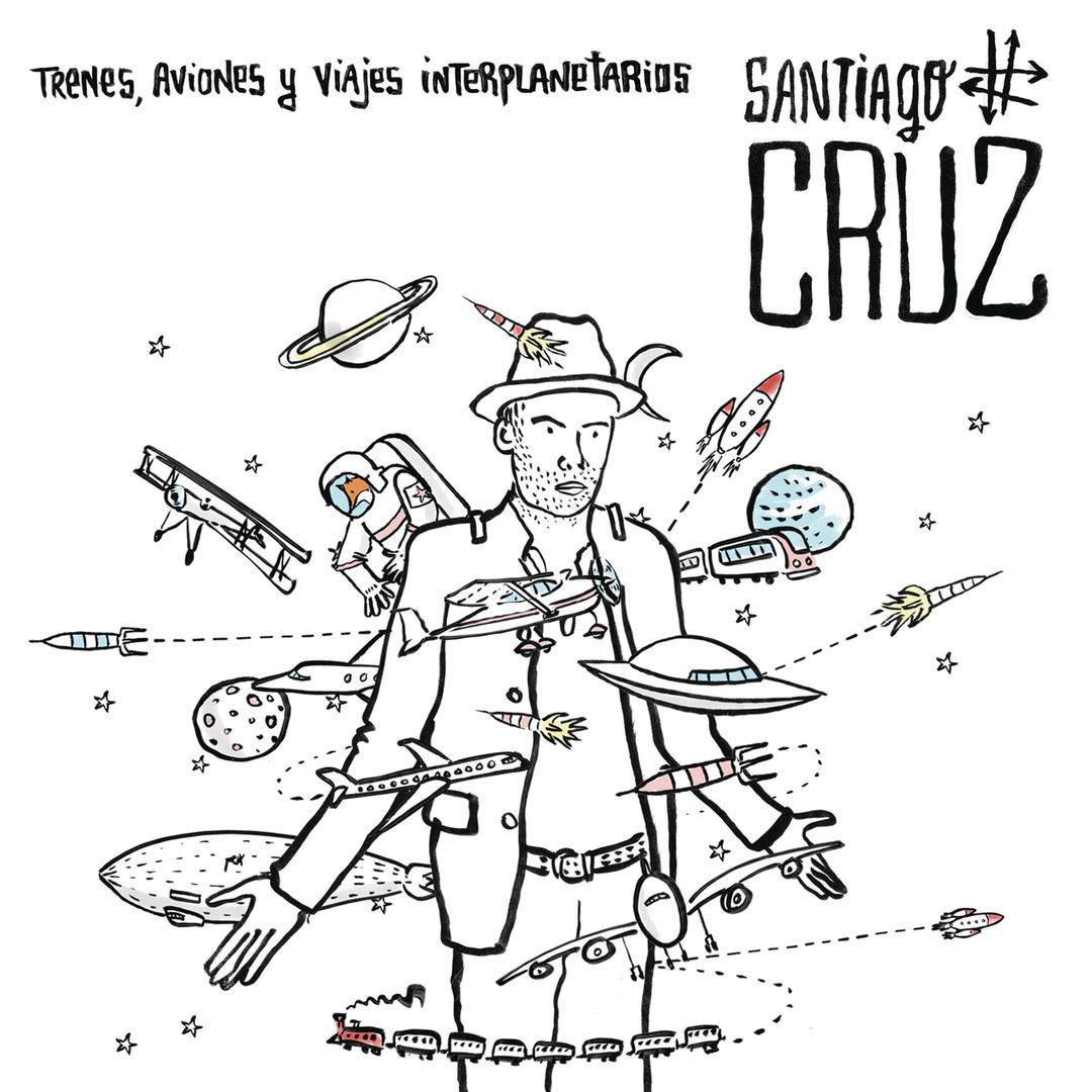 Santiago Cruz - Café con Abrazo (ft. Pedro Capó)