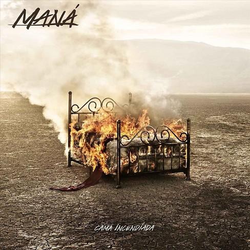 Maná - Cama Incendiada