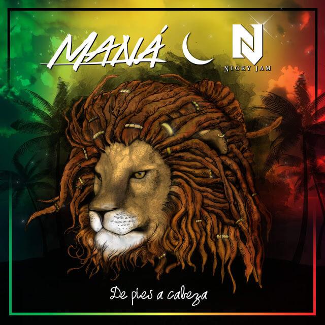 Maná ft. Nicky Jam - De Pies a Cabeza