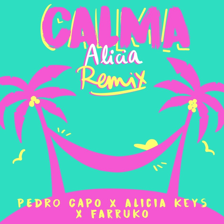 Pedro Capó, Farruko & Alicia Keys - Calma (Alicia Remix)
