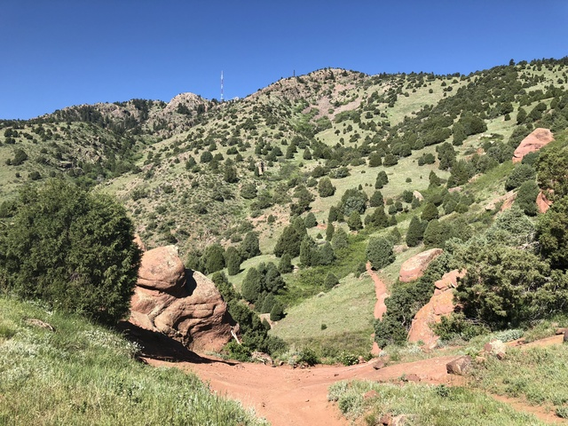 Trail Blazer.  Find trails in Denver and tag them for other people to see and review. Built using React.