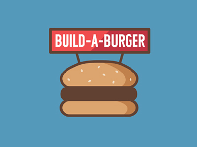 Build-A-Burger  Build Burgers and review orders that you have made. Mobile friendly. Built using React/Redux.