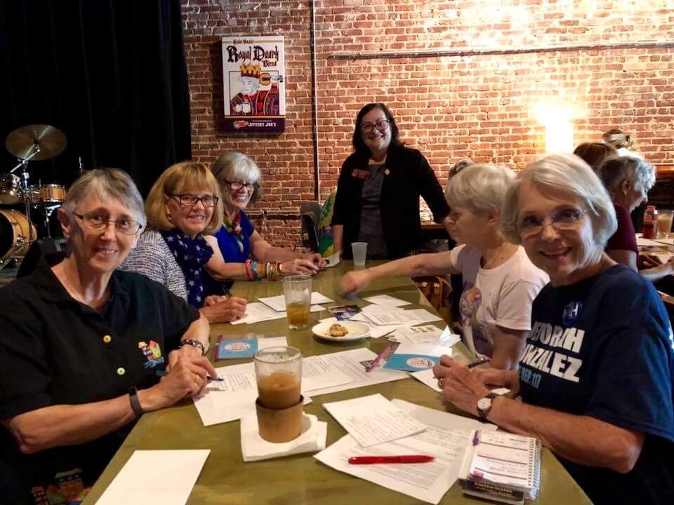 Join an Action Committee - PartneringGet Out the VoteLetters to the EditorsVoter Registration and EducationMediaElection ObserversRecordersRedistricting and Election IntegrityMembership