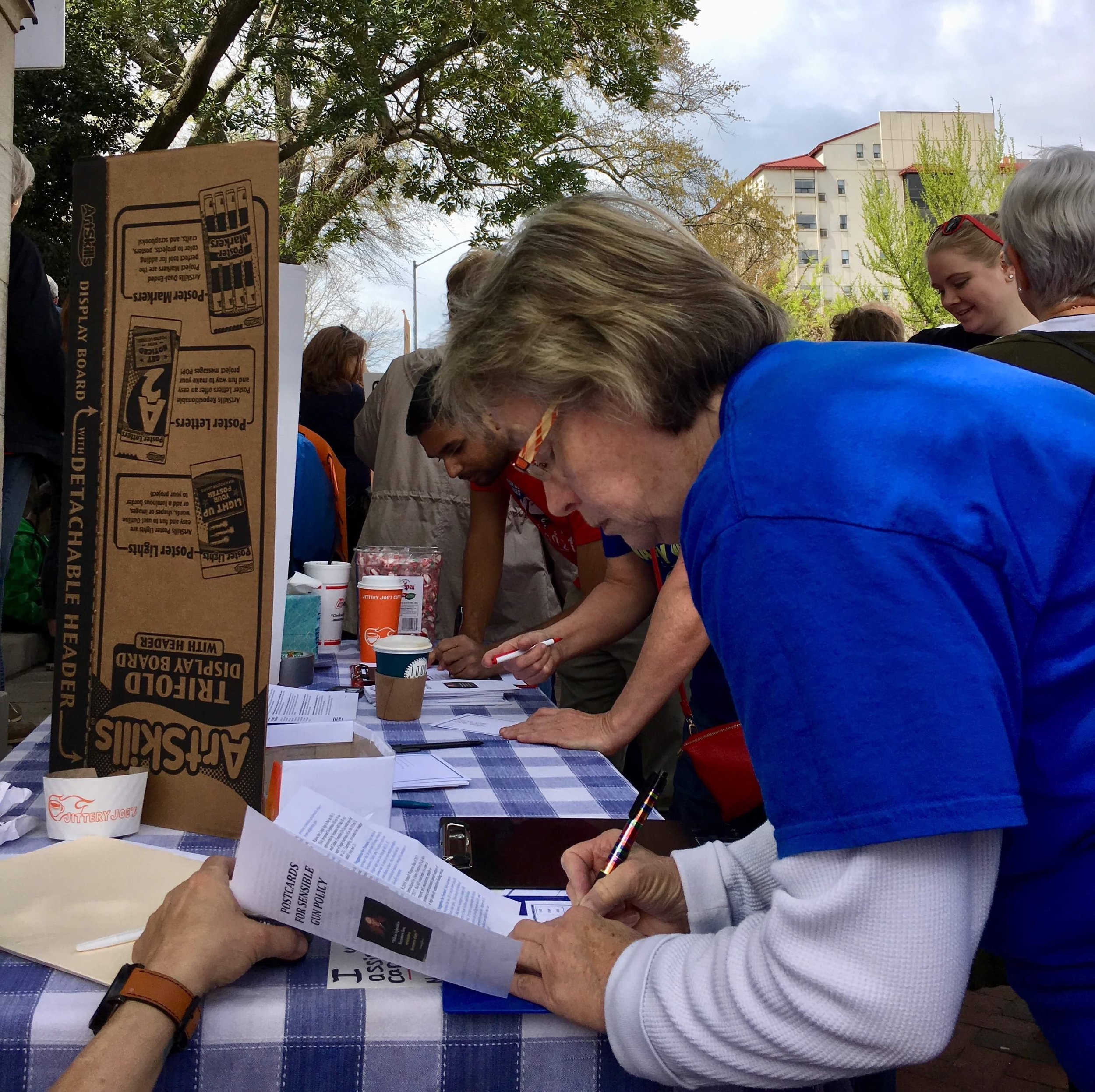 Get Active in Our Events - We need you! our members invest their time, energy, and passion in Indivisible's many initiatives. Find an event that fits your skills and interests. Active members help Indivisible 10 make a difference for Democracy.