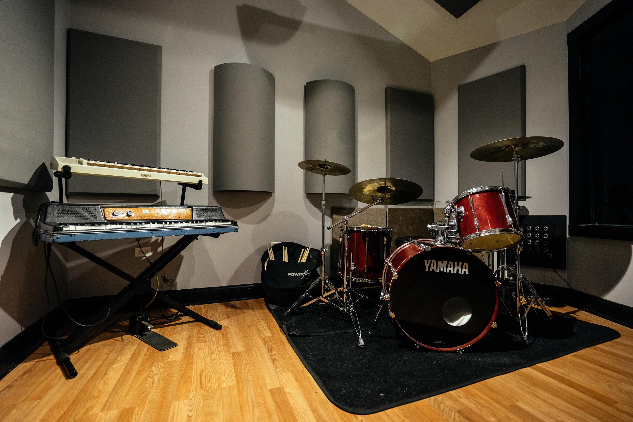 Studios - -Studio A-STUDIO B