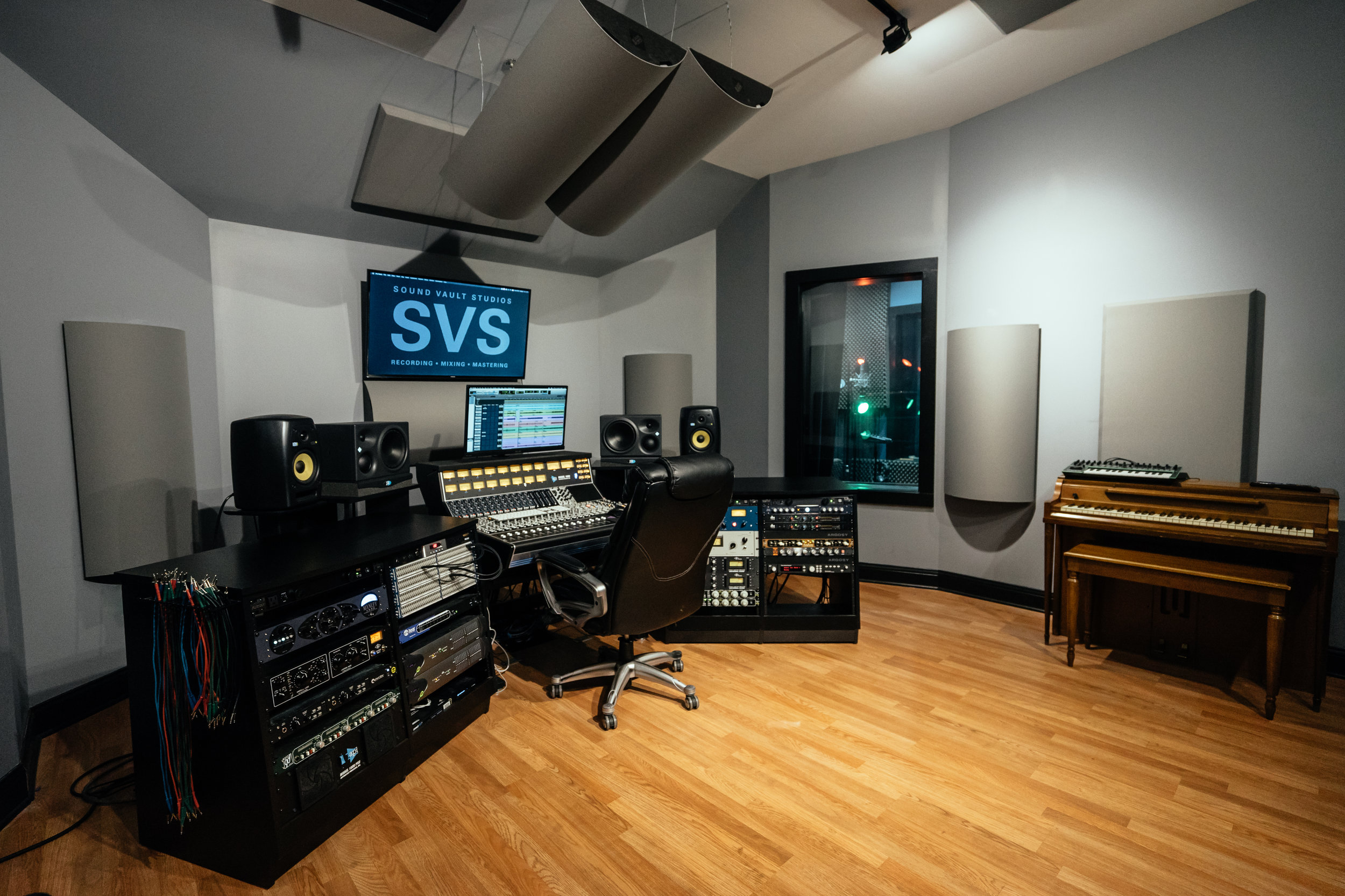 Control Room -