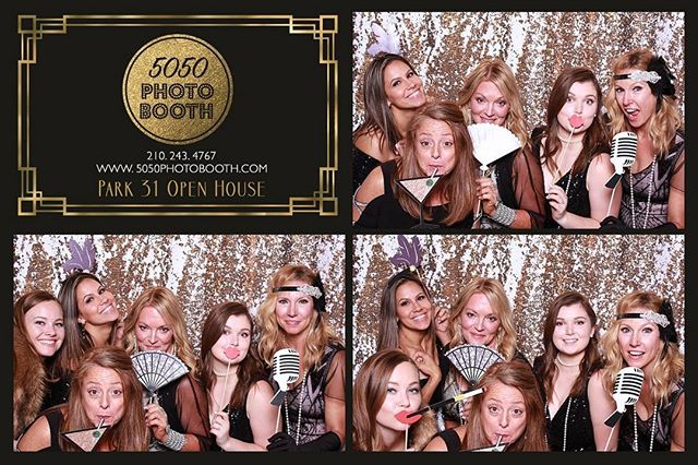 Thank you @5050 photo booth for grabbing us and  capturing this @park31events open house!  1 of our lovely girls @julielgarner missed the shot because she was out admiring the @hillcountrytinyhouses from HGTV!  @kchohne @haleyscarnato @haleyposey @robin_reed333