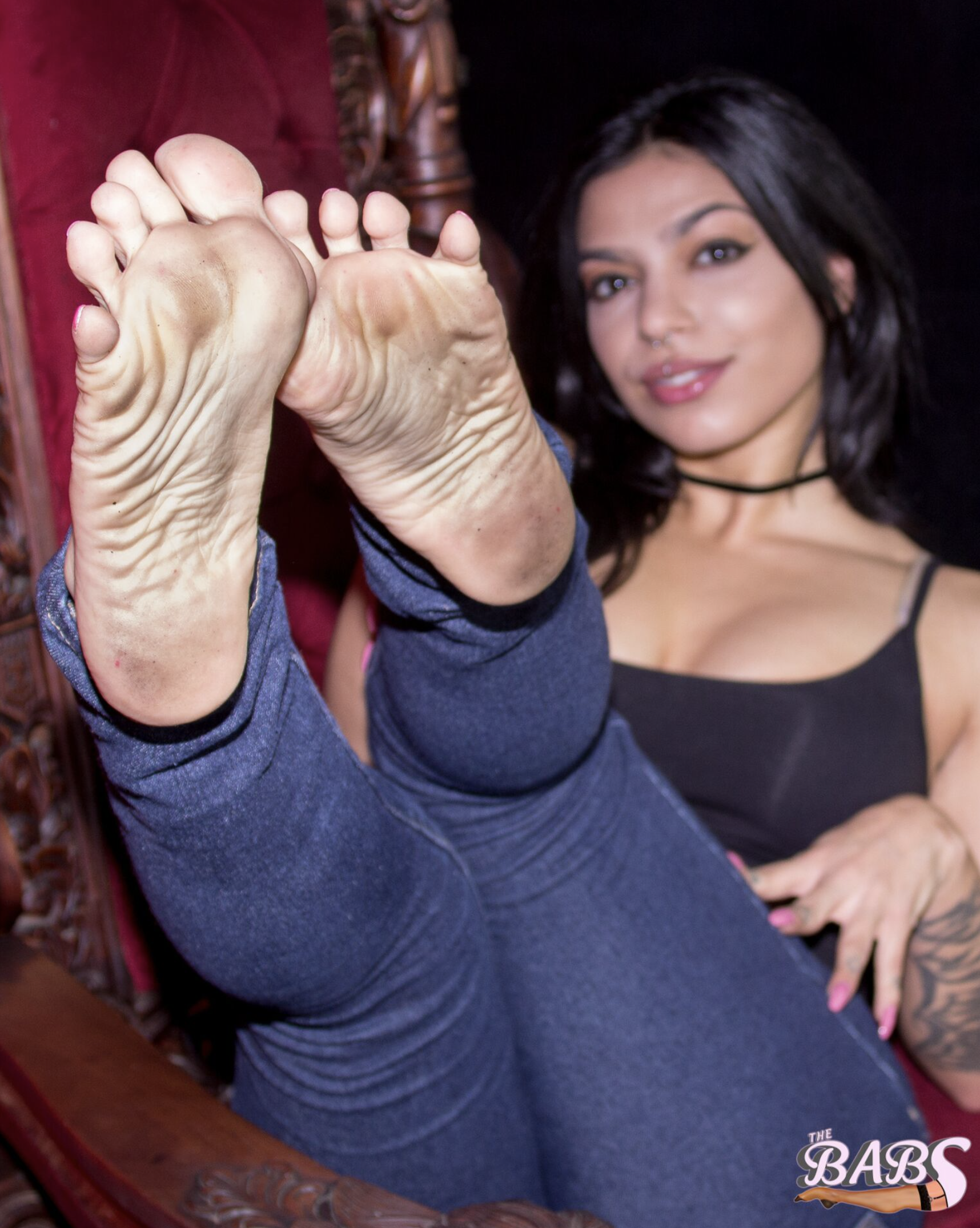 Toros dirty soles- lick em clean Bitch .png