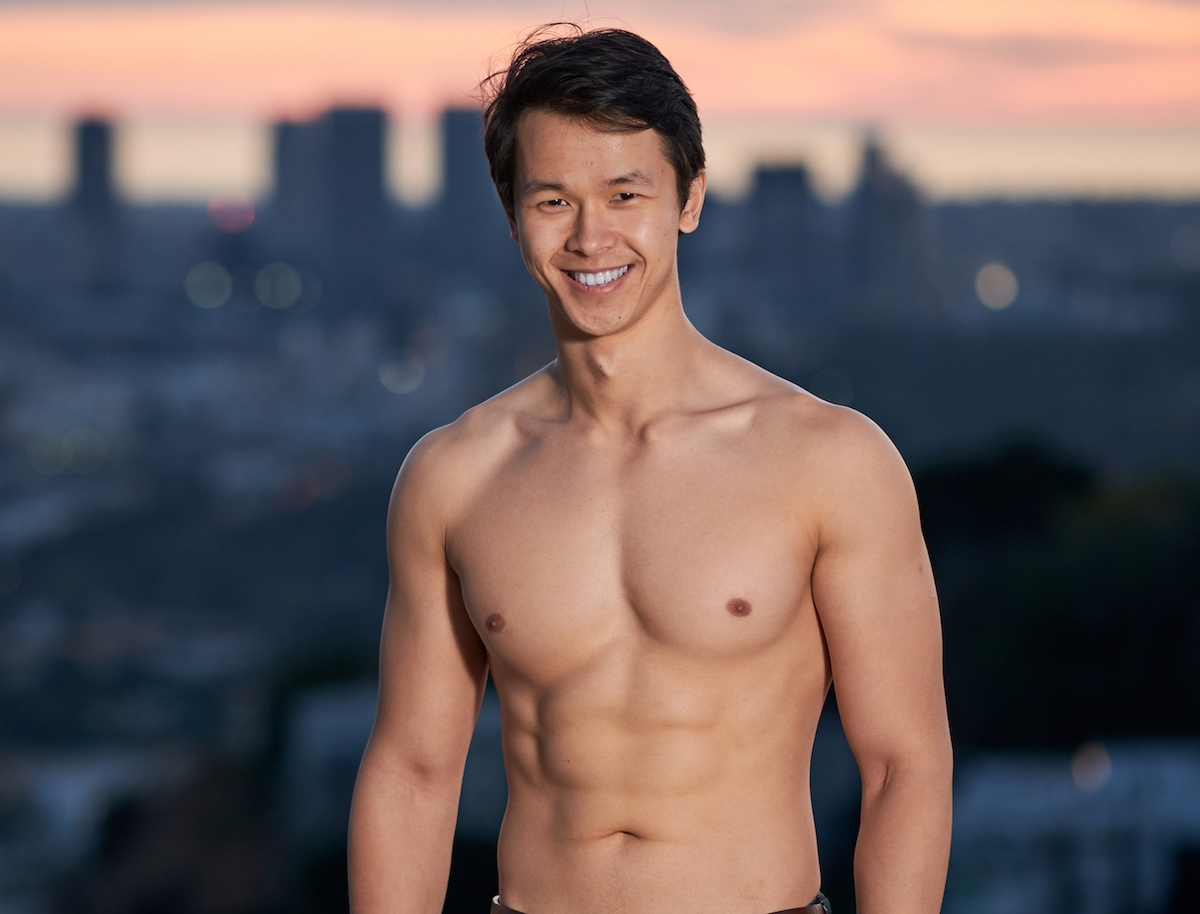 Santa Monica Personal Trainer | Justin Zhang | Photo by Gary Gradinger