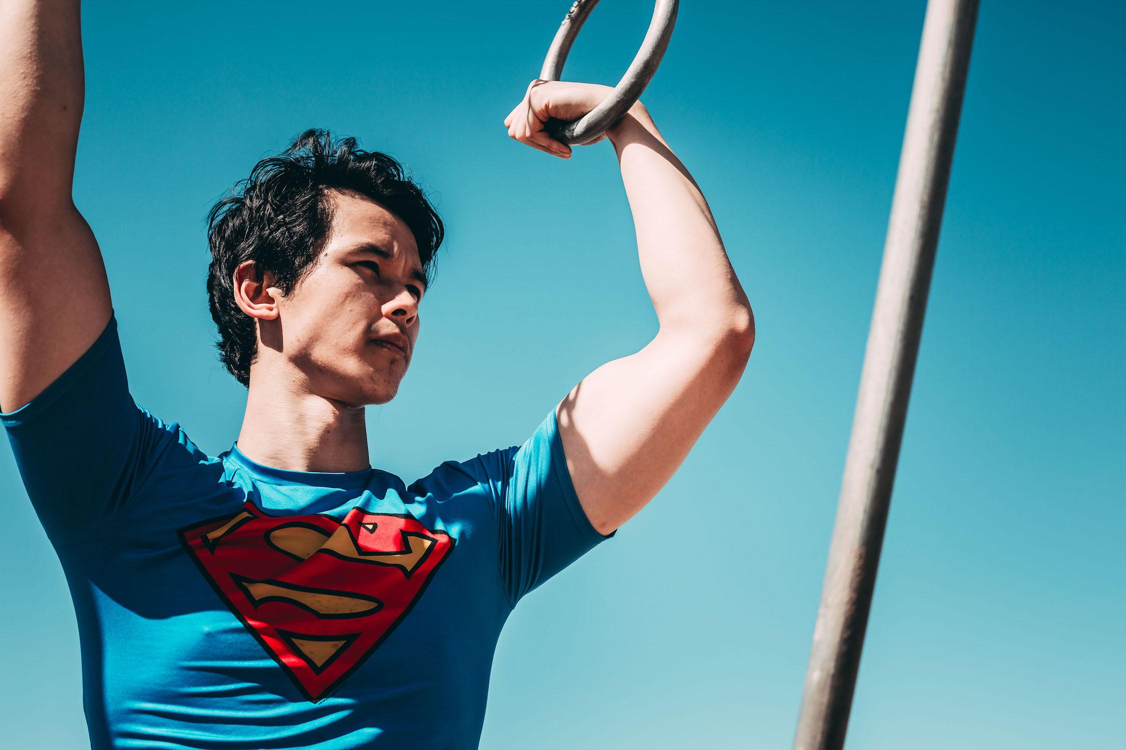 Justin Zhang Personal Trainer | Santa Monica