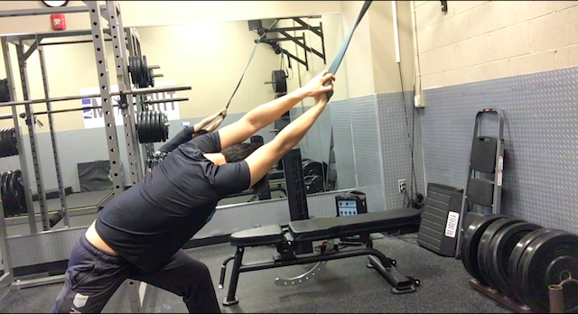 Banded Overhead Distraction