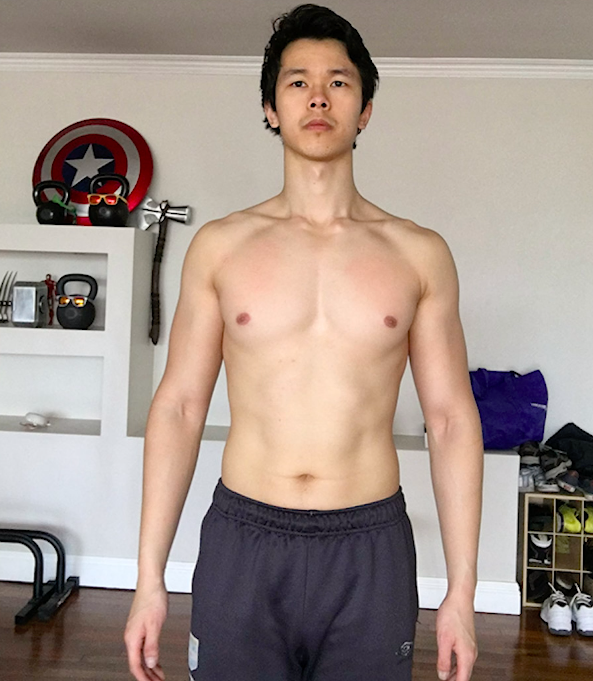 After Posture - Front