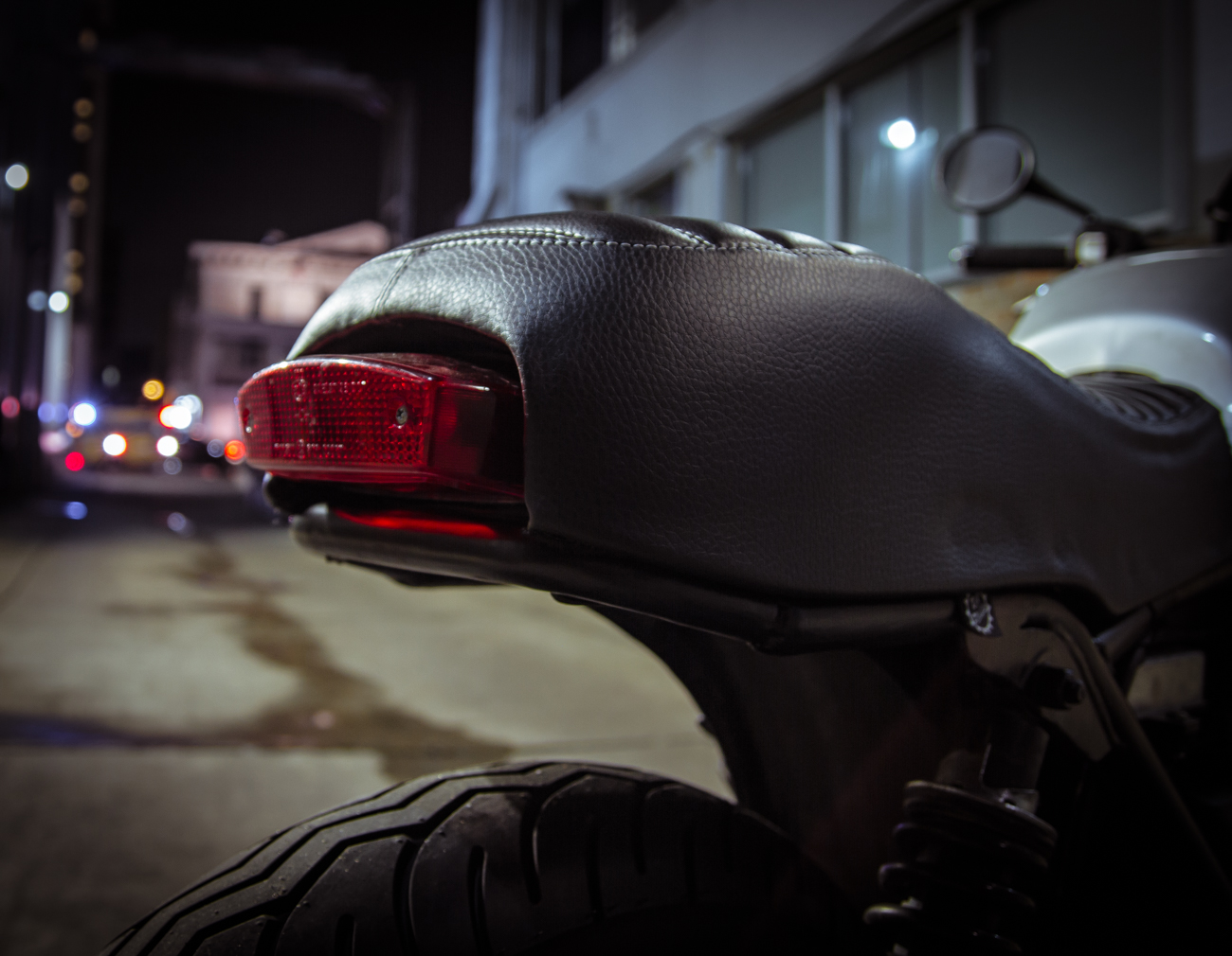 Accessory Installation - We can supply and install a number of accessories no matter if you're looking to cater your bike to your personal needs on the long trips or upgrade the style and aesthetic for the city streets.