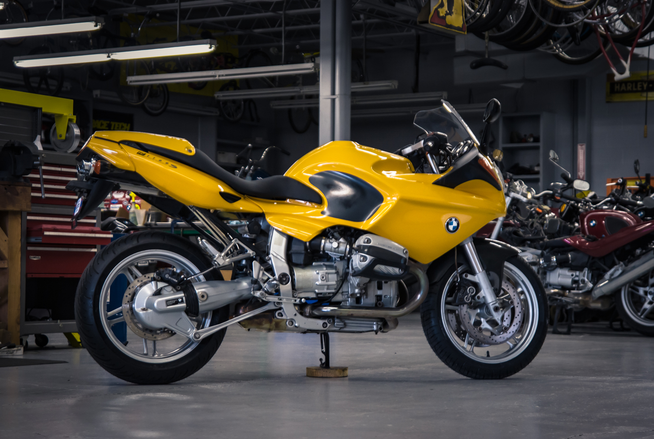 Yellow R1100s BMW for sale photos atx moto-2.jpg