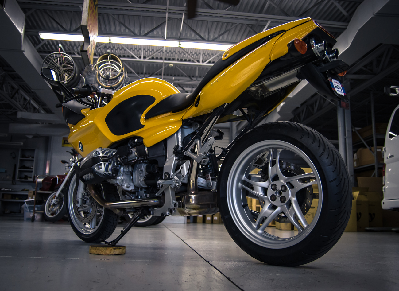 Yellow R1100s BMW for sale photos atx moto-10.jpg