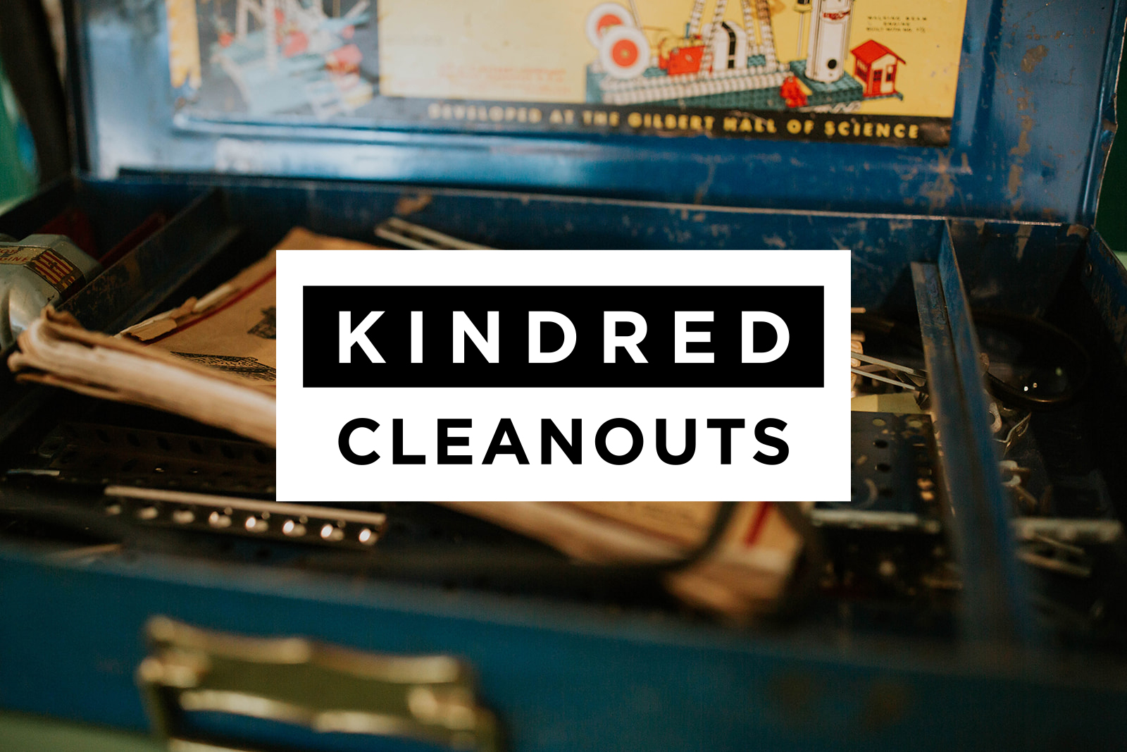 Kindred home cleanouts - We offer home cleanouts to clients after hosting an estate sale or in lieu of doing a sale. This can include removing all items on the property or only specific items. If you require everything to be removed, our team will pack up and deliver items to their appropriate locations (donation, storefront, or trash.) Our goal is to custom tailor the removal services based on what works best for you.