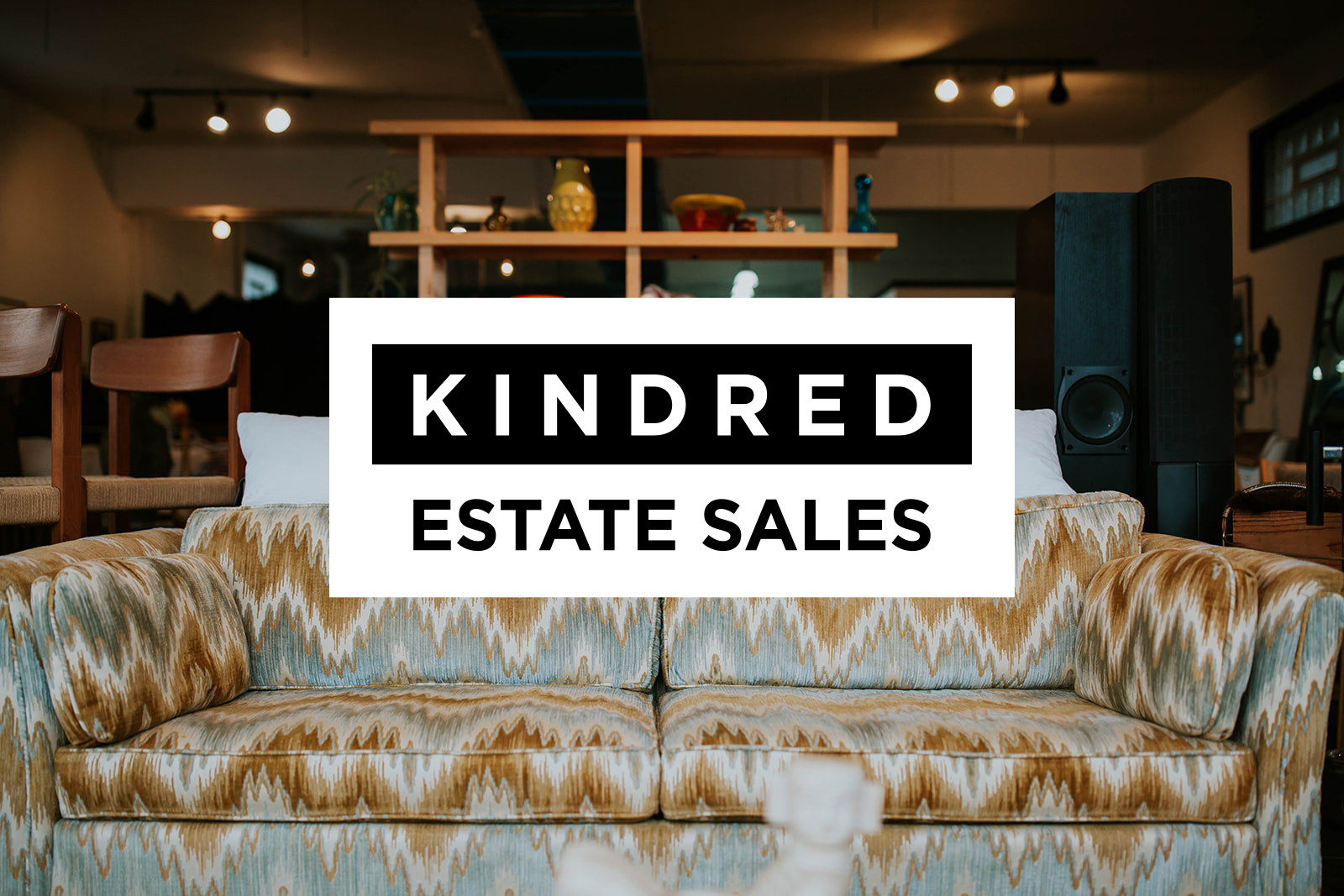 Kindred Estate SalEs - Kindred Estate Sales provides a stress-free experience for individuals and families coping with the task of selling or removing belongings as a result of a major life transition. We provide a myriad of services such as organizing and staging, research and pricing, marketing and selling, and cleanup and removal.
