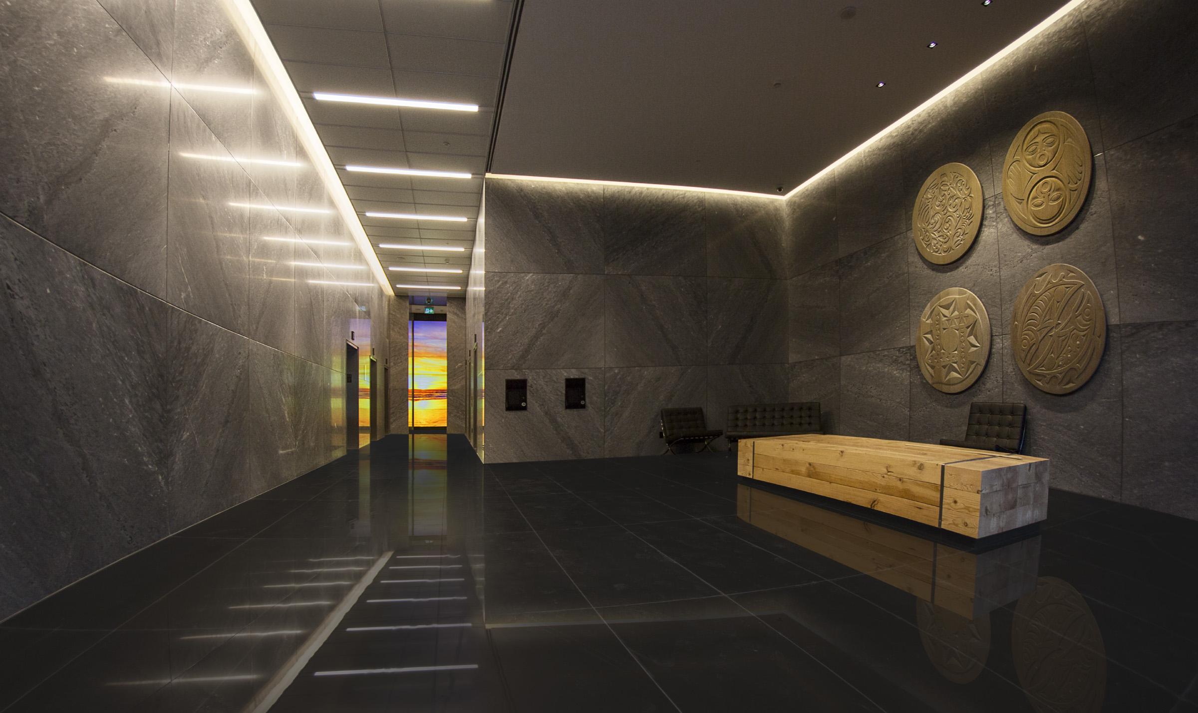 Marine Westgate Lobby